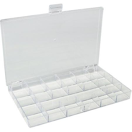 Plastic Bead Box Storage Container