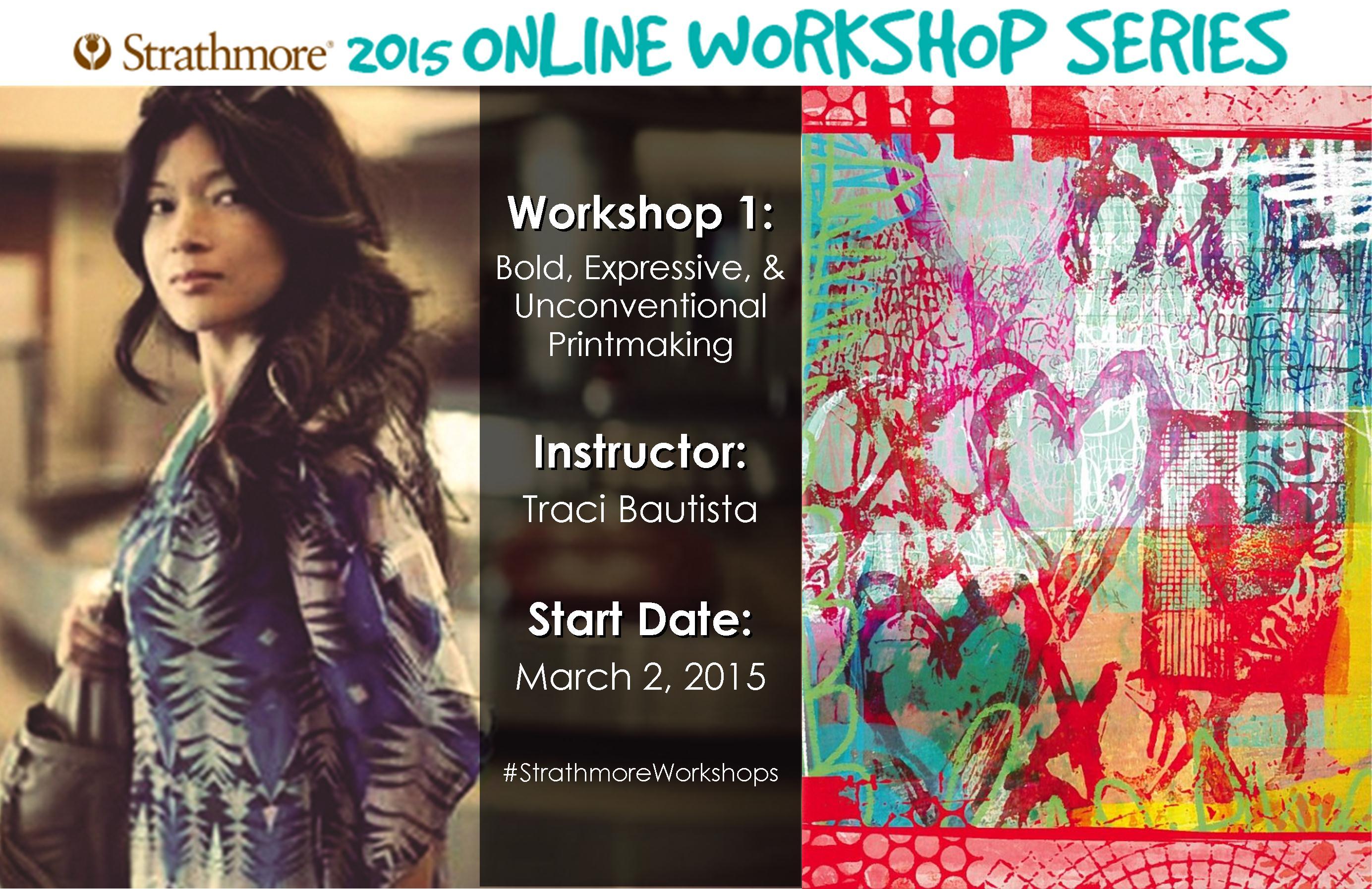 Free 2015 Online Workshops Strathmore Artist Papers