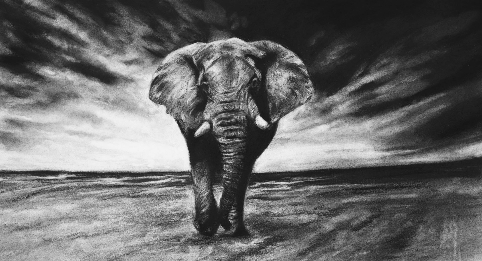Charcoal Shading and Blending Tips - Strathmore Artist Papers