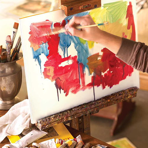 The Healing Power Of Art Therapy Strathmore Artist Papers