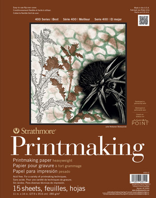 400 Series Heavyweight Printmaking