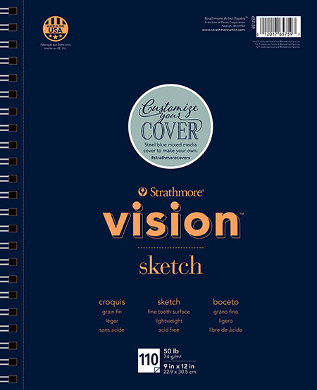 Vision Sketch Strathmore Artist Papers